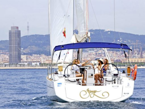 Barcelona Sailing Day